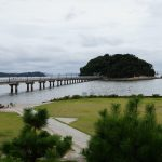 蒲郡でちょっと散策<br>歩いて行ける竹島
