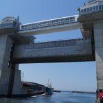 沼津港を見渡せるびゅうおに登ってみた