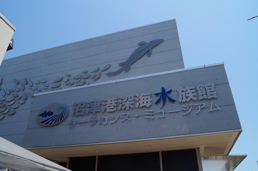 日本で沼津だけ!?深海魚水族館